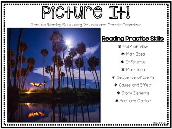 Everglades - Practice Reading Skills using Pictures