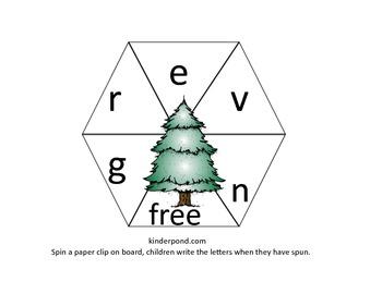 Evergreen Spinner