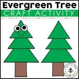 Evergreen Tree Craft