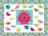 Every Birdy is Welcome in ________ (Bulletin Board Kit)