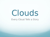 Every Cloud Tells a Story Powerpoint