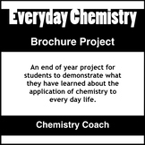 Real World Chemistry-  Brochure Project