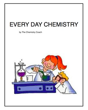 Everyday Chemistry - The Danger of Detergent Pods