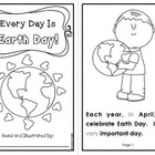Every Day Is Earth Day!  {An Informational Text for Primary Readers}