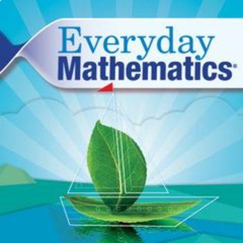 Every Day Math, Grade 2, Unit 3, Lesson 6