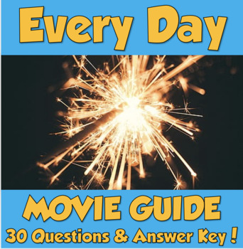 Every Day Movie Guide (2018/Book by David Levithan)