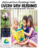 Every Day Reading (Interactive Reading Wall)