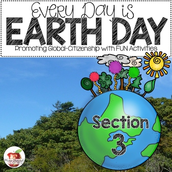 Earth Day: Section 3