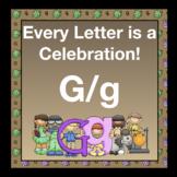 Alphabetic Principle ~ Teaching the Letter G/g