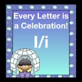 Alphabetic Principle ~ Teaching the Letter I/i