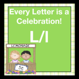 Alphabetic Principle ~ Teaching the Letter L/l