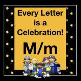 Alphabetic Principle ~ Teaching the Letter M/m