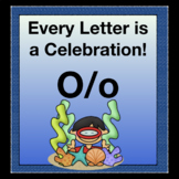 Alphabetic Principle ~ Teaching the Letter O/o