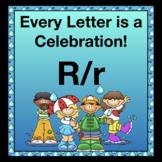 Alphabetic Principle ~ Teaching the Letter R/r