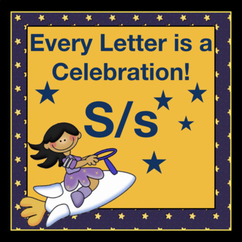 Every Letter is a Celebration! S/s