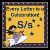 Alphabetic Principle ~ Teaching the Letter S/s