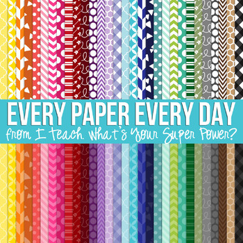Every Paper Every Day