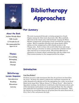 Every Soul a Star Bibliotherapy Approaches