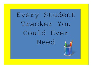 Every Student Tracker You Could Ever Need