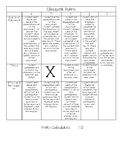 Every Subject Classwork Rubric
