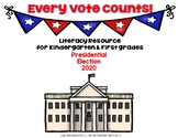 Election Day Presidential Election 2020 Classroom Election