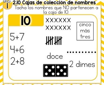EveryDay Math 4  Unit 2 En Español  Gr. 2  Smartboard, Powerpoint, Worksheets