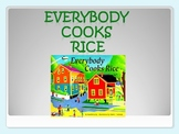 Everybody Cooks Rice by Norah Dooley Vocabulary PowerPoint