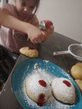 Everybody Cooks! STEM Facts and Recipes