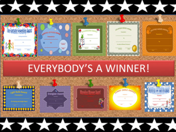 Everybody Is A Winner Awards