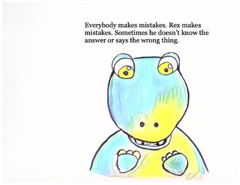 Everybody Makes Mistakes - A Social Narrative