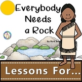 Book Companion  Everybody Needs a Rock  Grades 1 and 2