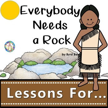 Everybody Needs a Rock Book Companion for {1-2}