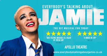 Everybody's Talking About Jamie - Backing Track