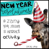 Everybody's Makin New Year's Resolutions! A Inference Acti