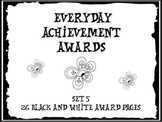 Everyday Achievement Awards-Set 5