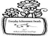 Everyday Achievement Awards-Set 7