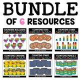 Everyday Counting Clipart Bundle