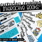 Everyday Counting - Interactive Books for Numbers 1-10
