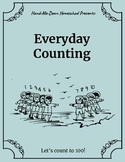 Everyday Counting: Learn to Count to 100 Book