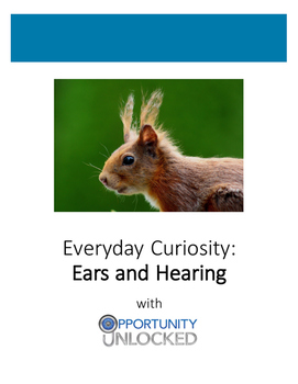 Everyday Curiosity: Ears and Hearing