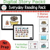 Everyday Digital Story Packs  (Boom Learning Included)