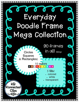 Everyday Doodle Frame Collection