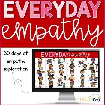 Everyday Empathy: Empathy Activities and Scenarios Daily Digital Activity