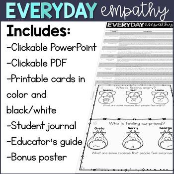 Everyday Empathy: Introductory Empathy Activities and Scenarios Digital Activity