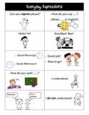 Everyday Expressions ESL