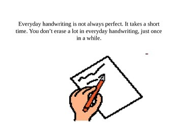 Everyday Handwriting