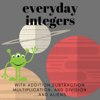 Everyday Integers With Aliens