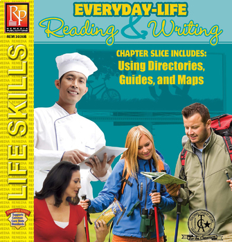 Everyday-Life Reading & Writing: Using Directories, Guides, and Maps