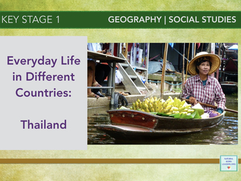 Everyday Life in Different Countries - Thailand