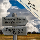 New France: Everyday Life in New France
